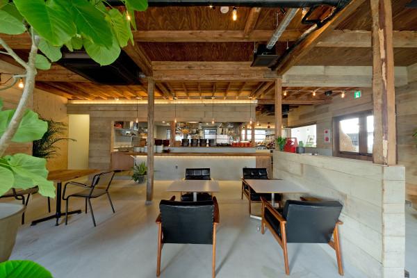店舗リノベーション   施工事例カテゴリ  美想空間