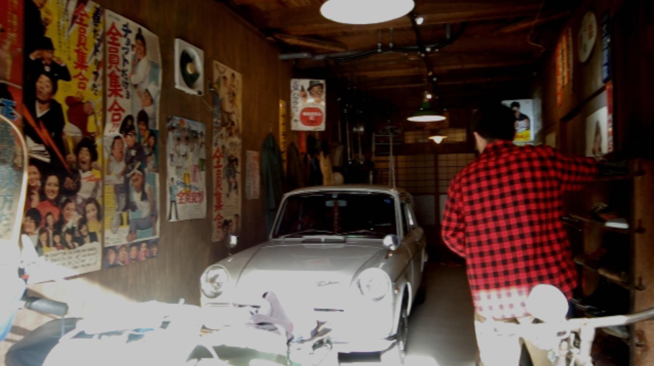 【RENOVATION CASE 02】ビルトインガレージと昭和レトロのお家