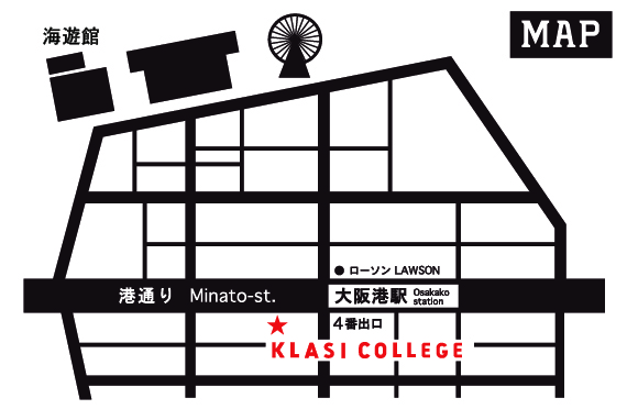 klasicollege_map