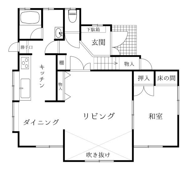 BEFORE 1階