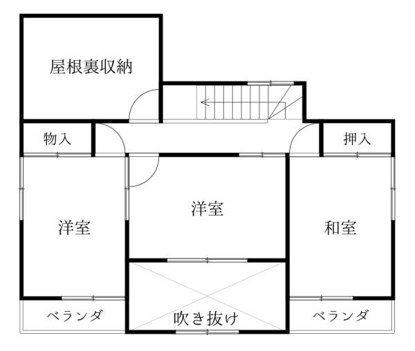 BEFORE 2階